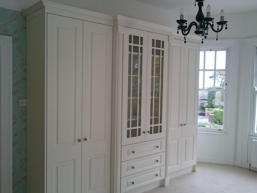 Prague doors in white 1